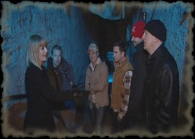 Ghost Hunting With Louis Walsh and Boyzone