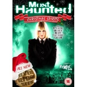 Most Haunted Christmas Spirits
