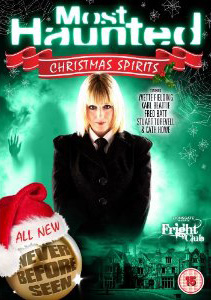 most haunted christmas spirits dvd