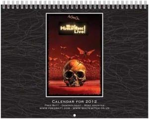 Fred Batt Gothic Calendar